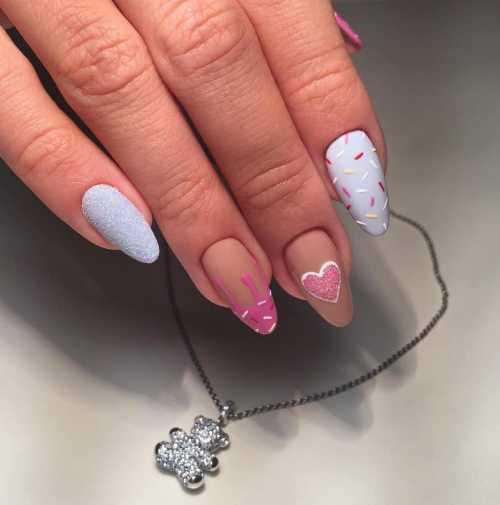 маникюр минкс, пошаговое создание покрытия minx на ногтях